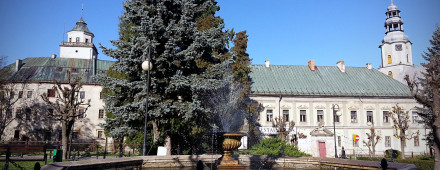 Zamek-Miedzylesie-front