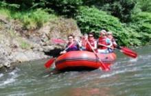 Spływ pontonowy Przełomem Bardzkim