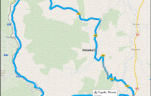 petla 33km Rozanka Lesica