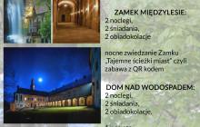 Zamek i Wodospad